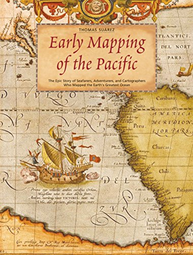 Early Mapping of the Pacific: Suarez, Thomas