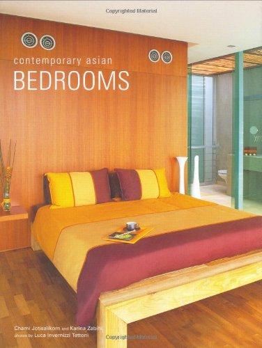 9780794601805: Contemporary Asian Bedrooms (Contemporary Asian Home Series)