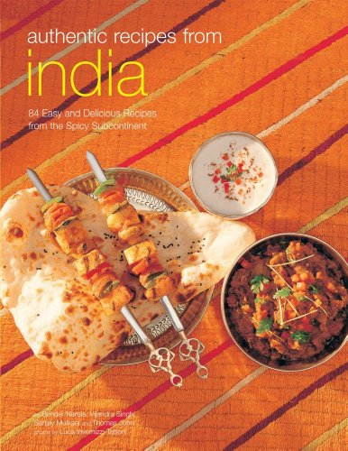 Authentic Recipes from India: Karen Anand; Sanjay