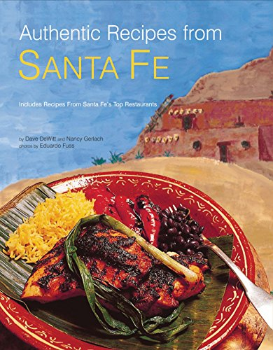 9780794602895: Authentic Recipes from Santa Fe (Authentic Recipes Series)