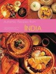 Authentic Recipes from India: Purewal, Anand ,