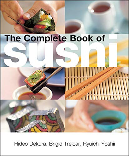 9780794603168: The Complete Book of Sushi
