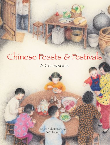 9780794603175: Chinese Feasts & Festivals: A Cookbook