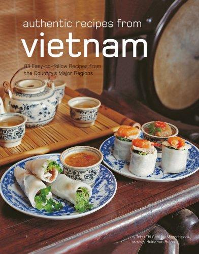 9780794603274: Authentic Recipes from Vietnam (Authentic Recipes Series)