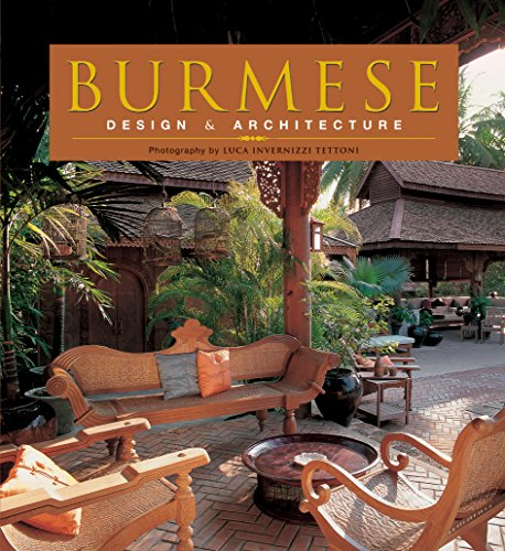 9780794604639: Burmese Design & Architecture