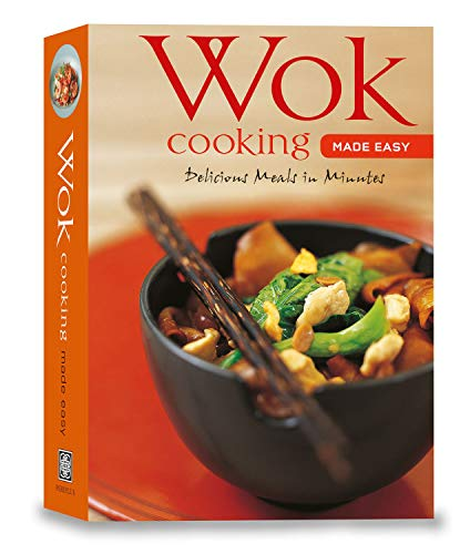 9780794604967: Wok Cooking Made Easy: Delicious Meals in Minutes [Wok Cookbook, Over 60 Recipes] (Learn to Cook Series)