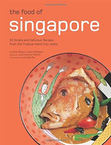 9780794605209: Food of Singapore