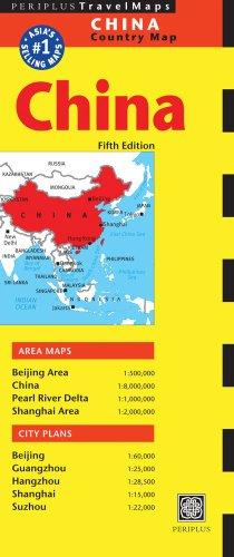 9780794605476: China Travel Map