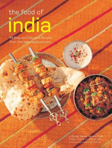 9780794605650: Food of India