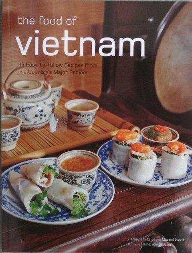 9780794605933: The food of Vietnam