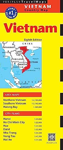 9780794607494: Periplus Travel Maps Vietnam