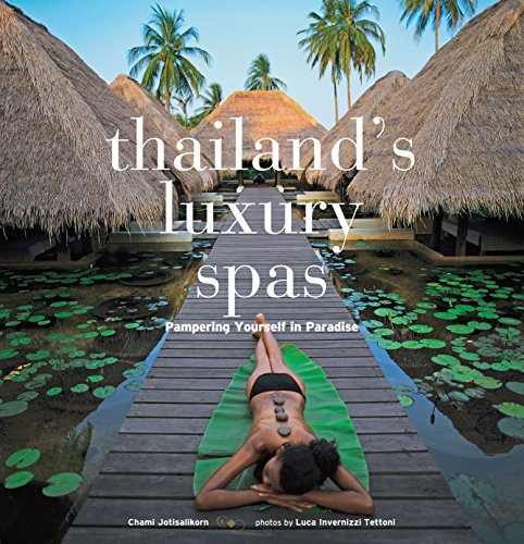 Thailand's Luxury Spas: Pampering Yourself in Paradise: Jotisalikorn, Chami