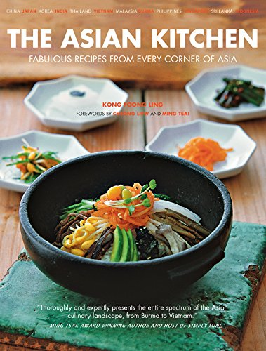 9780794607531: The Asian Kitchen: Fabulous Recipes from Every corner of Asia [Asian Cookbook, 380 Recipes]