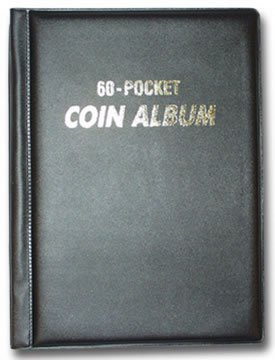 9780794808723: 60 Pocket Coin Wallet
