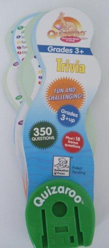 9780794815981: Grades 3+ Trivia Deck (Quizaroo)