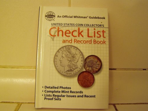 9780794817541: United States Coin Collector's Check List and Record Book