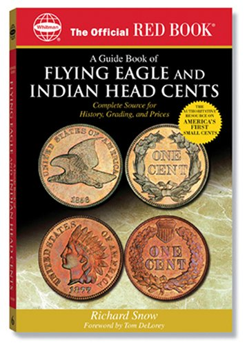 9780794817831: The Official Red Book: a Guide Book of Indian And Flying Eagle Cents