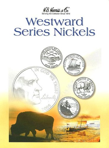 9780794819767: Westward Series Nickels Folder