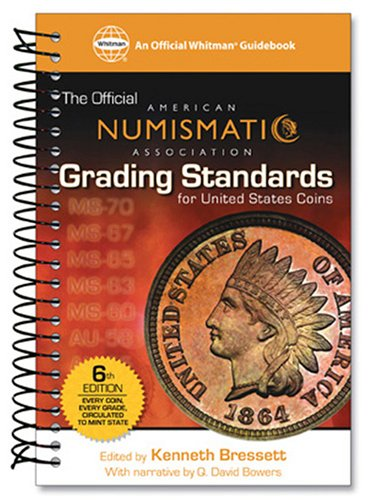 9780794819934: The Official American Numismatic Association Grading Standards for United States Coins