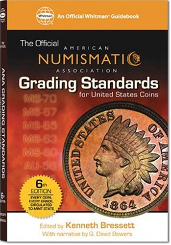 9780794819941: The Official American Numismati Association Grading Standards For United States Coins (Official American Numismatic Association Grading Standards for United States Coins)