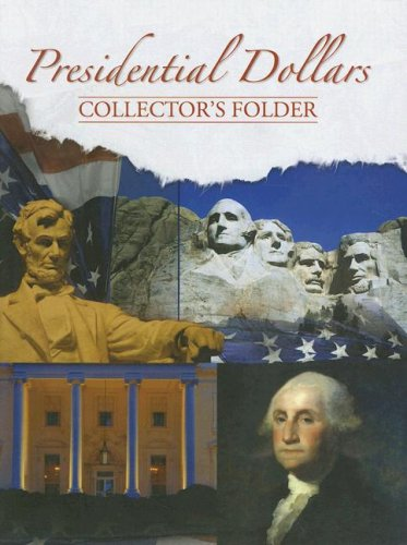 9780794821791: Presidential Dollars Collectors Folder