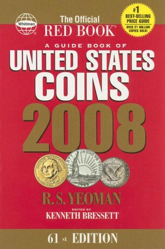 9780794822668: 2008 Guide Book of US Coins Redbook (Guide Book of United States Coins) (Guide Book of United States Coins )