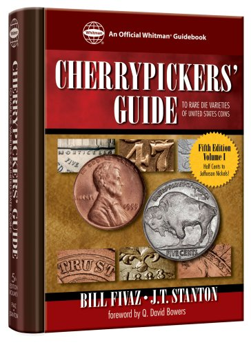 9780794822859: Cherrypickers' Guide to Rare Die Varieties of United States Coins, Volume I