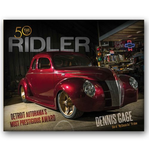 9780794822880: 50 Years of the Ridler: Detroit Autorama's Most Prestigious Award