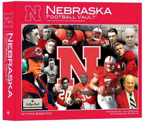 9780794824273: University of Nebraska Football Vault