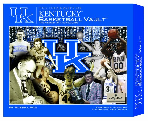 Kentucky University Basketball Vault (9780794824396) by Russell Rice