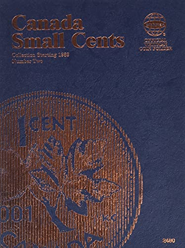 9780794824808: Small Cent Canadian Volume 2 (Official Whitman Coin Folder)