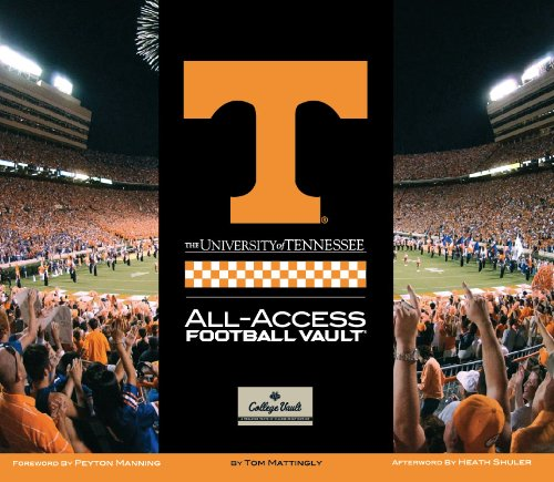 University of Tennessee Football Vault (College Vault): Tom Mattingly