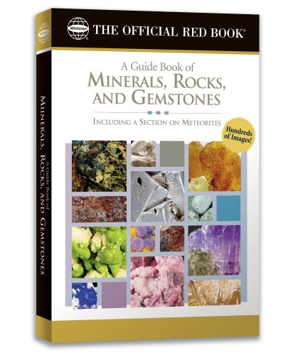 9780794825553: A Guide Book of Rocks and Minerals (Official Red Books)