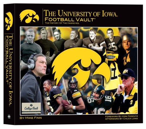 University of Iowa Football Vault: Mike Finn
