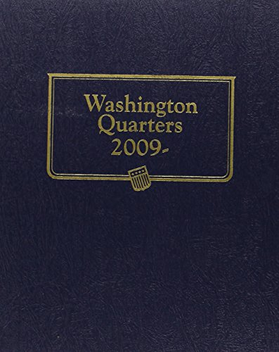 9780794826420: 2009 Washington Quarter Album with Territory Page (State Series Quarters Album With New Territories)