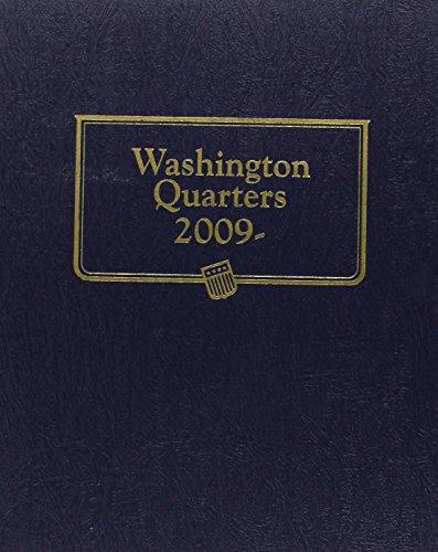 9780794826420: 2009 Washington Quarter Album with Territory Page (State Series Quarters Album With New Territories)