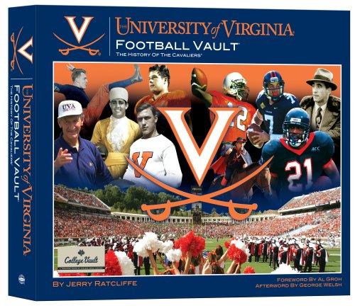 9780794826475: University of Virginia Football Vault