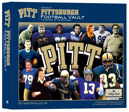 9780794826536: University of Pittsburgh Football Vault