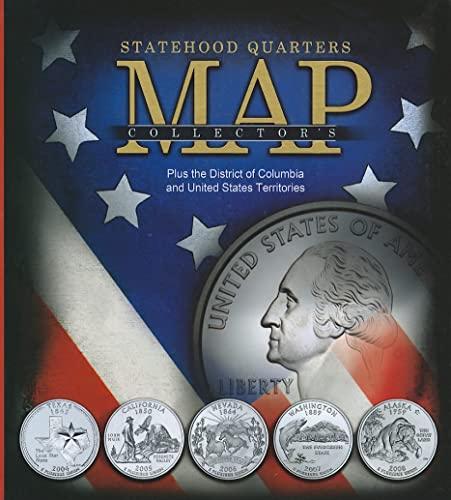 9780794827847 statehood quarters map