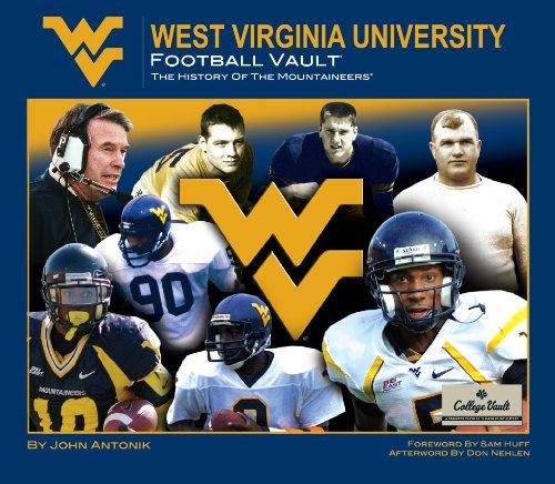 West Virginia University Football Vault (College Vault): John Antonik