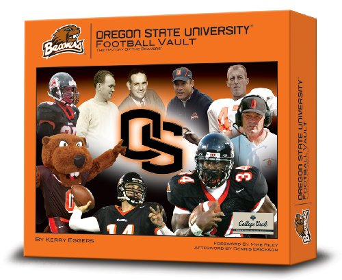 Oregon State University Football Vault: Eggers, Kerry