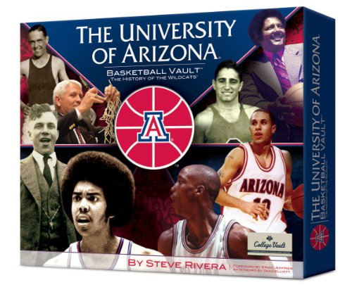 9780794828127: The University of Arizona Basketball Vault (College Vault)