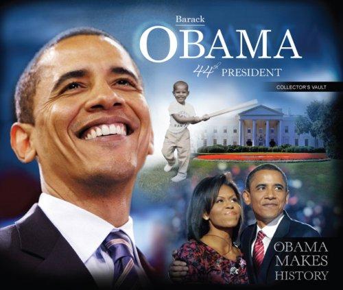 Barack Obama Presidential Collector's Vault: Avery Krut