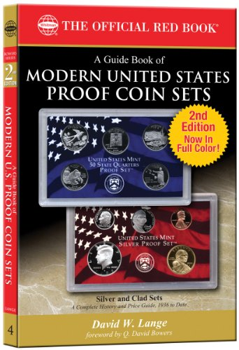 9780794828608: A Guide Book of United States Proof Sets 2nd Edition (Official Red Books)