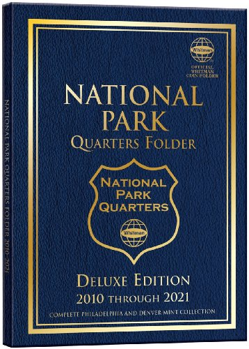 9780794828752: Whitman Nat Park Blue Folder P&d 120 Hole
