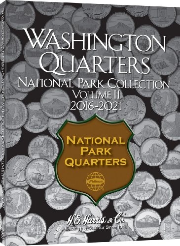 9780794828813: Washington Quarters National Park Collection, Volume 2: 2016-2021
