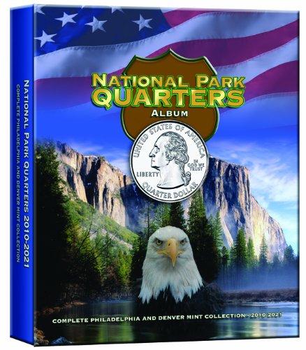 9780794828820: Whitman National Park P & D Mints Color Album