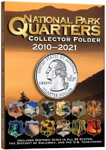 9780794828837: National Park Quarters Collector Folder 2010-2021