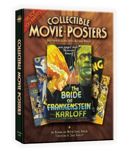 9780794831424: Collectible Movie Posters: Illustrated Guide with Auction Prices