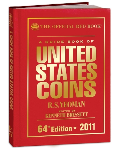 9780794831486: A Guide Book of United States Coins 2011: The Official Red Book (Official Red Book: A Guide Book of United States Coins)